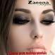 prom makeup tutorial by zaeena