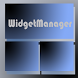 Widget Manager Side by Bilbo Soft