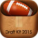 Fantasy Football Draft Kit Pro by fantastypros.net