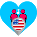 American Gay: LGBT Chat, Gay Dating App For Single by ComuniCHAT
