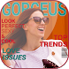 Custom Magazine Cover Editor by Cool Girl Apps and Games