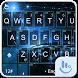 Space Pilot Keyboard Theme by Beautiful Heart Design