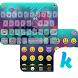 Galaxy Cool Kika Keyboard by Kika Best Theme for Android