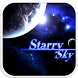Starry Sky EmojiKeyboard Theme by Colorful Design