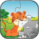 Animal Puzzles Jigsaw for kids by SYNCROM ENTERTAINMENT