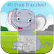 Animals Puzzle for kids No ads by SYNCROM ENTERTAINMENT