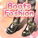 Boots Fashion-Girl Dress Up Game by All Dress-up