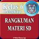 Kumpulan Rangkuman Materi Kelas 6 SD Lengkap by Meiza Muezza App