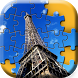 Paris Jigsaw Puzzle by Lappboratory