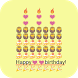 Birthday Art -Emoji Keyboard by Emoji Art Design