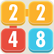 base 2 - 2 for 2048 - trending endless puzzle by Funx Casual Games