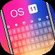 Phone X Keyboard Theme by Themes Dev Team