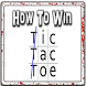 How to Win Tic-Tac-Toe Game by NASIO GX