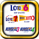 Japan Loto 6 Loto 7 Free by App 4 Daily Life