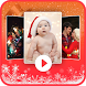 Christmas Video Maker by Photo Slideshow with Music