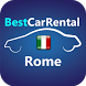 Rome Car Rental, Italy by Waterly Edellean Studio