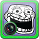 Troll Face Meme Photo Editor by Trendy App Mania