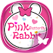 Pink Butterfly Rabbit theme by Best Custom Theme
