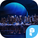 Digital City launcher theme by SK techx for themes