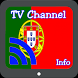 TV Portugal Info Channel by TV satellite dish channel free