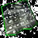 Grey Antbird Keyboard Design by Cool emojis themes