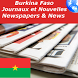 Burkina Faso Newspapers by siyarox