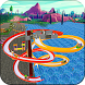 Waterslide Rush Amusement Water Surf Park by Trenzy