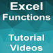 Excel Functions Tutorial (how-to) Videos by Infolearn