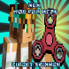 Fidget Spinner Mod MCPE by ShvedXGames