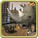 Angry Rhino Run 3D by Absolute Game Studio