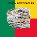 Benin Newspapers by Atomtech Group