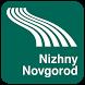 Nizhny Novgorod Map offline by iniCall.com