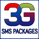 3G & SMS Packages - Pakistan by Pak App Club