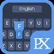 Classic Blue Keyboard Theme by Pixelate Themes