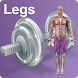 Daily Legs Video Workouts by Filipp Kungur