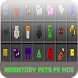 Mod Inventory Pets for MCPE by Best Mods