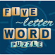 Five-Letter Word Puzzle by GoPlay Inc.