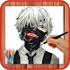 How to Draw Tokyo Ghoul by How to Drawing