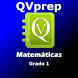 QVprep Matemáticas Grado 1 by PJP Consulting LLC