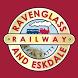 Ravenglass & Eskdale Railway by Geosho