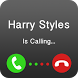 Call from Harry Styles