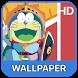Dorapic Wallpaper HD by KaviStudio