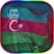 Azerbaijan Flag Photo Editor by TopWallpaper