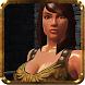 Heavy Metal Bikini Warrior Girl