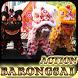 aksi barongsai dance gamnam style by elokstudio