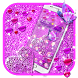 Pink Heart Love Theme by Cool Themes & Wallpapers 2017