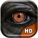 3D Elephant Eye Live Wallpaper by Quentin Country Design