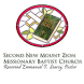 Second New Mount Zion MBC by hctvapps