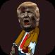 Trump The Zombie by Davidalam Inc