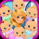 Sextuplets Newborn Baby Birth - Pregnancy Games by Beansprites LLC